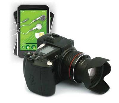 Photo 5. Digital cameras