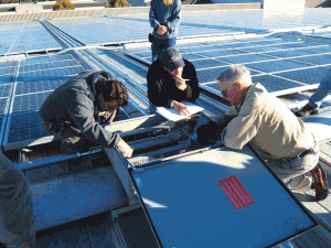 Inspecting PV Systems
