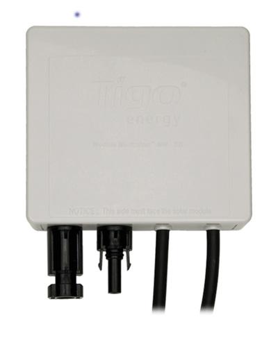 Photo 3. Dc-to-dc converter. Photo courtesy Tigo Energy