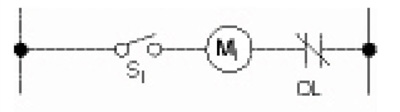 Figure 2. Two-wire control circuit