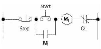 Figure 3. Three-wire control circuit