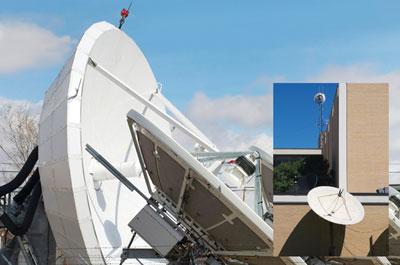 Photo 1. Telecommunications Photo courtesy of John Watson