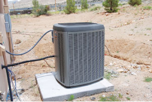 Photo 6. Lennox XC-21 SunSource Air Conditioning Outdoor Unit