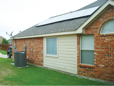 Photo 5. Residential Lennox SunSource HVAC system. Courtesy Lennox Industries