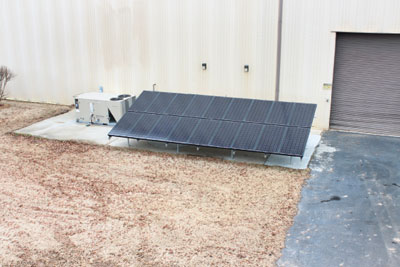 Photo 7. Lennox commercial SunSource system. Courtesy Lennox Industries